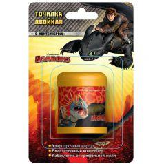 Точилка Action Dragons с контейнером
