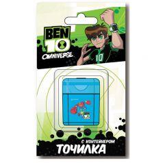 Точилка Action Ben10 с контейнером