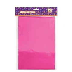 Бумага цветная А4 6л Fancy Creative фольгированная 6 цв.