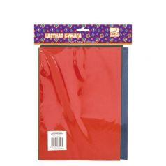 Бумага цветная бархатная А4 Fancy Creative