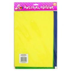 Бумага цветная бархатная А5 Fancy Creative