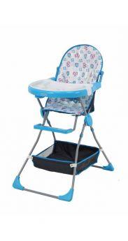 Стульчик для кормления Selby 252, цвет: голубой