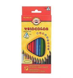 Карандаши цветные Koh-I-Noor