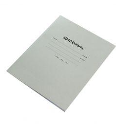 Дневник школьный А5 Action мягкая обложка белый