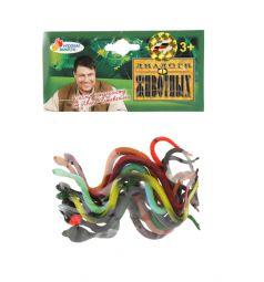 Игровой набор Играем Вместе Диалоги о животных Змеи 12 шт