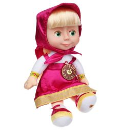 Кукла Мульти-Пульти Маша и Медведь Маша озвученная 29 см