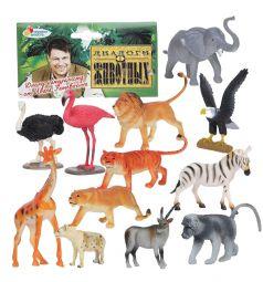 Игровой набор Играем Вместе Диалоги о животных Дикие животные