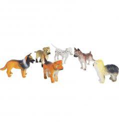 Игровой набор Играем Вместе Диалоги о животных Собаки 6 шт