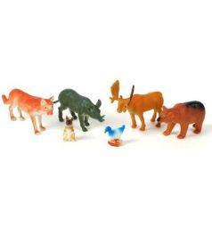 Игровой набор Играем Вместе Диалоги о животных Лесные животные