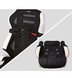 Автокресло-бустер Combi JoyTrip, цвет: черный