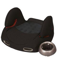 Автокресло-бустер Combi Buon Junior Air, цвет: черный