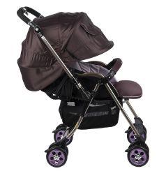 Прогулочная коляска Combi Miracle Turn XZ-600, цвет: фиолетовый