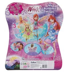 Кукла Winx Двойные крылья Стелла 28 см