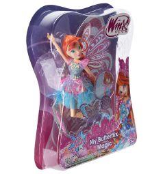 Кукла Winx Двойные крылья Блум 28 см