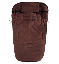 Womar Конверт Exclusive, цвет: коричневый