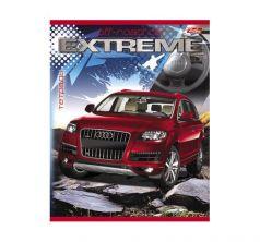 Тетрадь А5 48 листов клетка Hatber Extreme