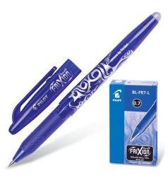 Ручка гелевая Pilot Frixion син