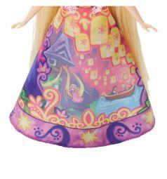 Кукла Disney Princess Рапунцель в юбке с проявляющемся принтом 28 см
