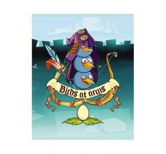 Тетрадь А5 48 листов клетка Hatber Angry Birds EPIC