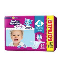 Подгузники Helen Harper Baby Maxi (7-14 кг) 84 шт.