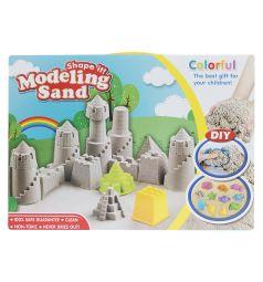 Набор для творчества Игруша песок 800 г. инструменты для лепки
