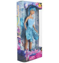 Кукла Defa Фея в голубом наряде