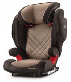 Автокресло Recaro Monza Nova 2 seatfix, цвет: dakar send