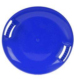 Санки Пластик, цвет: синий
