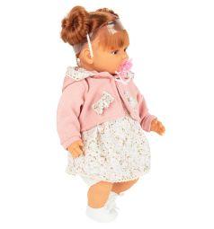 Кукла Juan Antonio Каталина в розовом плачет (42см)