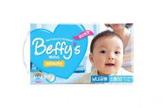 Подгузники Beffys Extra dry (3-8 кг) 50 шт.