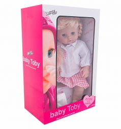 Кукла Wei Tai Toys с аксессуарами 35 см