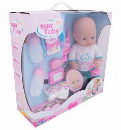 Кукла-пупс Wei Tai Toys с аксессуарами 39 см