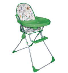 Стульчик для кормления Selby 152, цвет: совы/зеленый