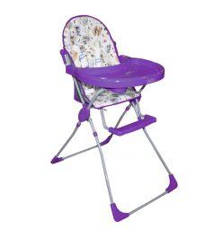 Стульчик для кормления Selby 152, цвет: совы/фиолетовый