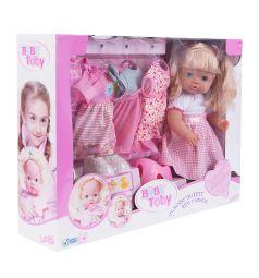 Кукла Wei Tai Toys с аксессуарами 39 см