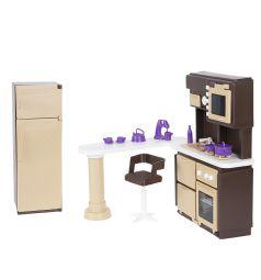 Набор мебели для кукол Огонек Коллекция для кухни