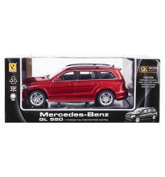Машина на радиоуправлении GK Racer Series Mercedes Benz GL550 1 : 18