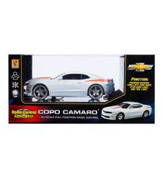 Машина на радиоуправлении GK Racer Series Camaro Copo белая 19 см 1 : 24