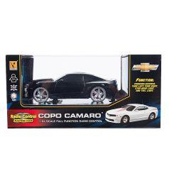 Машина на радиоуправлении GK Racer Series Camaro Copo черная 1 : 24