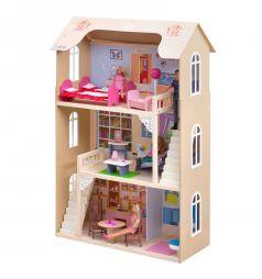 Дом для кукол Paremo Шарм 120 см