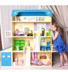 Дом для кукол Paremo Лира 140 см