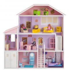 Дом для кукол Paremo Фантазия 130 см