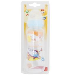 Бутылочка Babyland с узким горлышком полипропилен, 240 мл