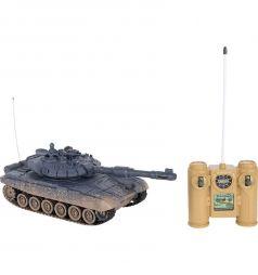 Радиоуправляемый танк Tongde на радиоуправлении