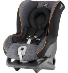 Автокресло Britax Romer First Class plus, цвет: black marble