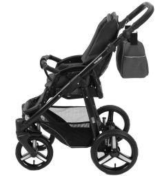 Прогулочная коляска Mr Sandman Traveler Premium, цвет: коричневый/кантри/бежевый