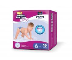 Подгузники-трусики Helen Harper Baby XL (от 16 кг) 19 шт.