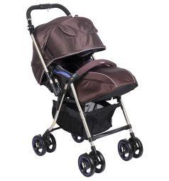Прогулочная коляска Combi MiracleTurn Elit, цвет: purple