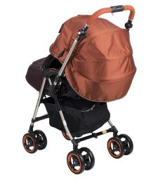 Прогулочная коляска Combi MiracleTurn Elit, цвет: Orange
