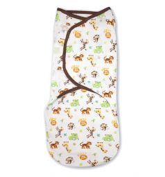 Summer Infant Конверт 80 х 52 см, цвет: белый
